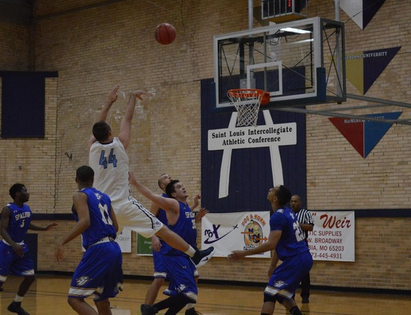 Westminster Men's Basketball Routs MacMurray