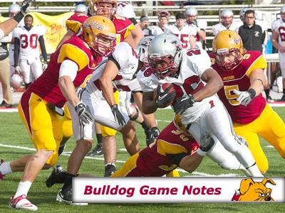 Football Game Notes: Michigan Tech (Nov. 5)