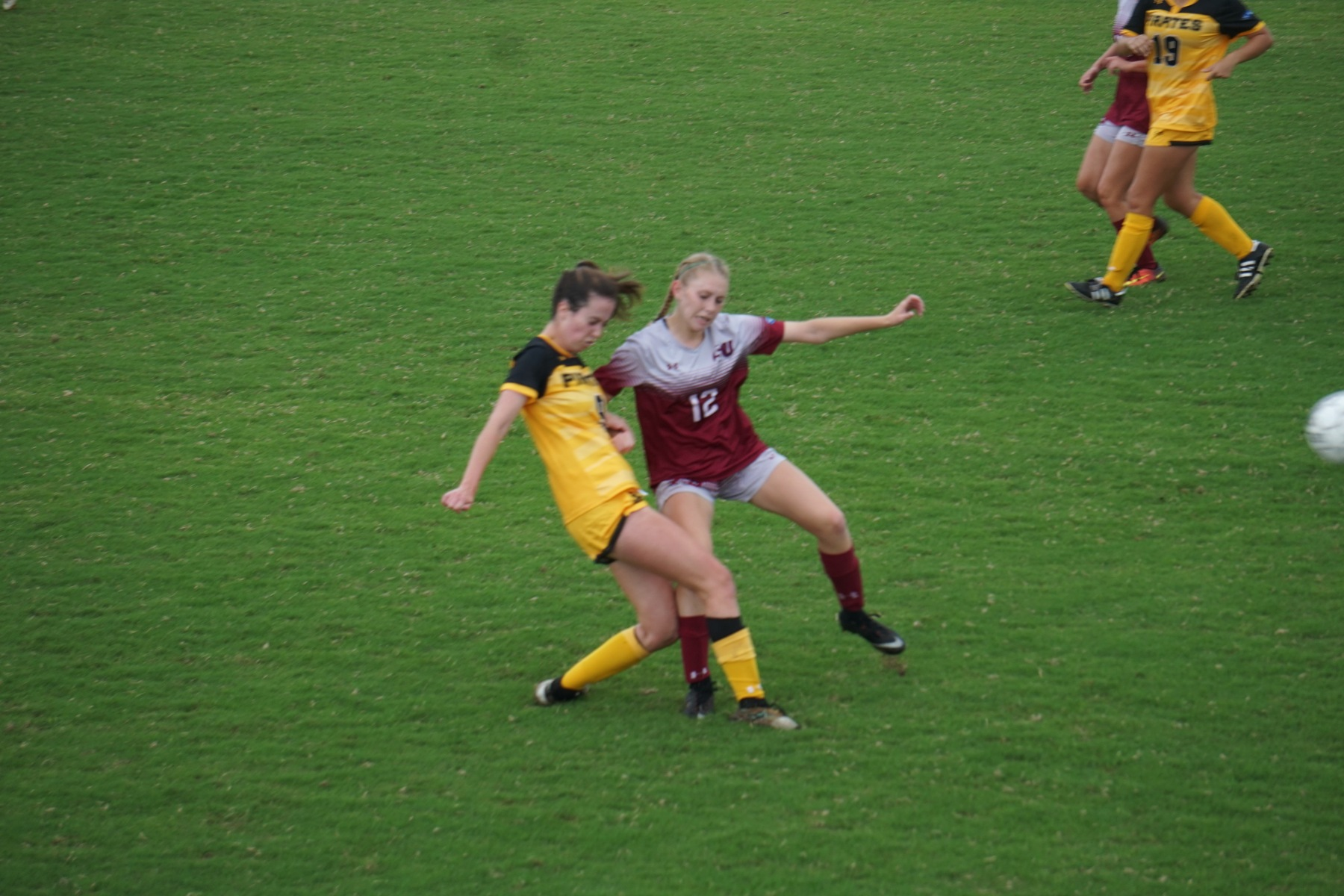 Women's Soccer Shutout In Loss To Schreiner