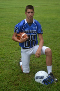 Football: Hunter Cook