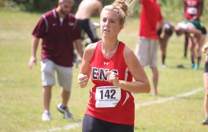 Women's Cross Country Earns 12th at Gordon Pop Crowell Invitational