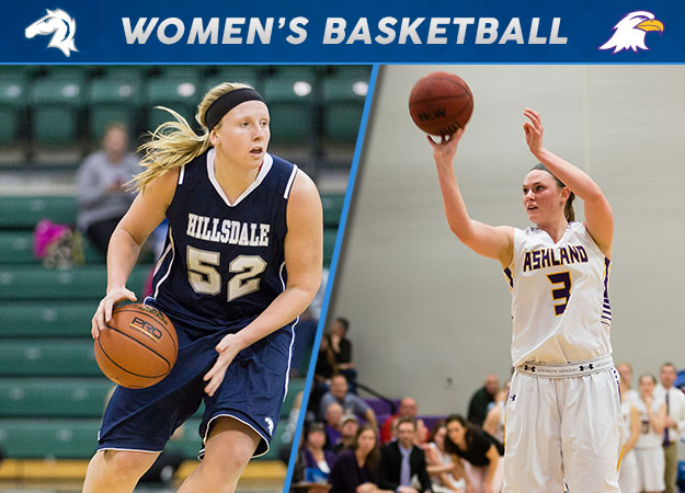 Ashland, Hillsdale Victorious over Ranked Opponents to Highlight #GLIACWBB Thursday