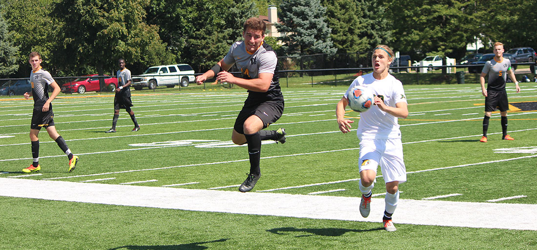 Men's Soccer Set To Host Walsh Wednesday, Prepares For Visits To Saginaw Valley And Northwood