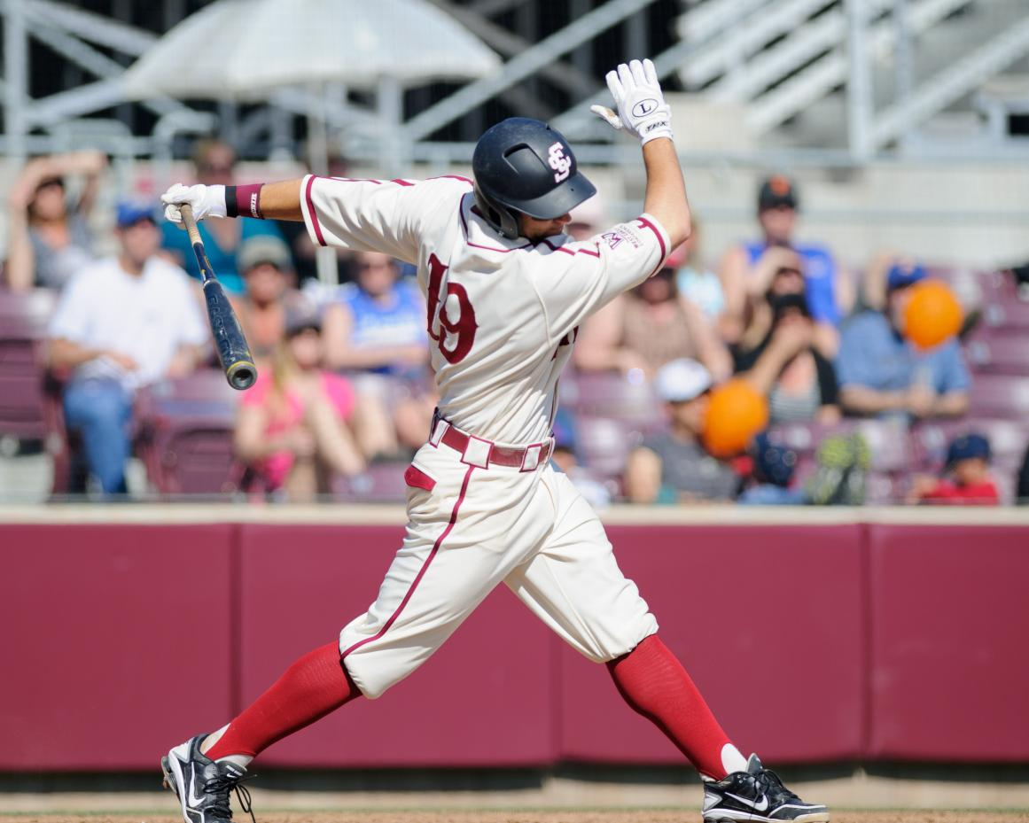 Santa Clara Baseball Wins In 12 Innings Over Brown