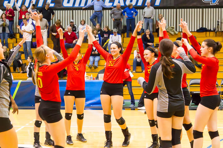 Ferris State Advances To NCAA Division II Midwest Regional Championship Match!