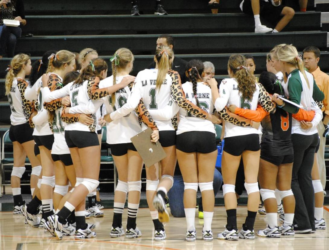 College Volleyball Games