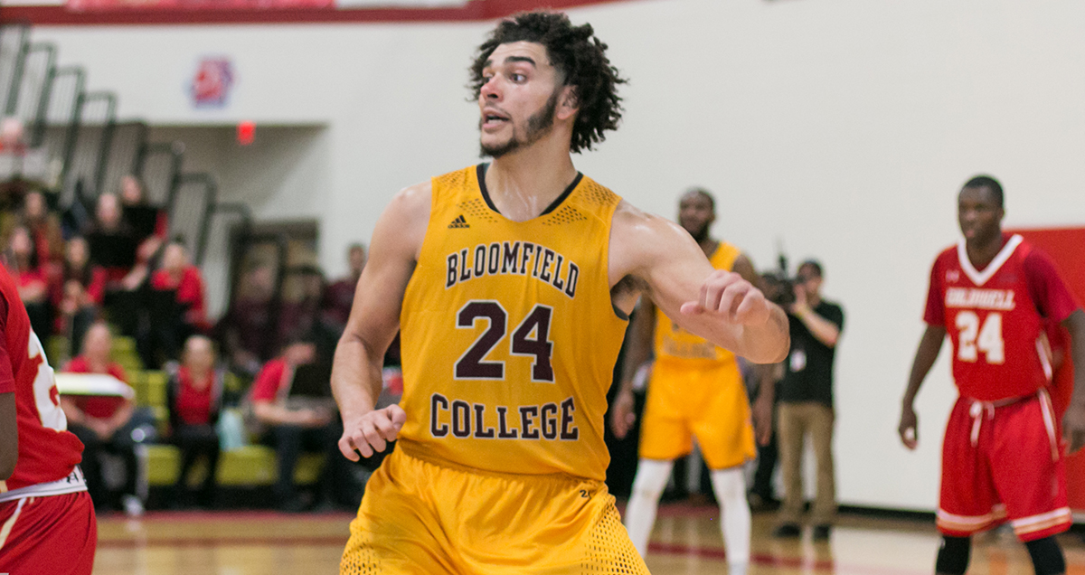 Hot Shooting Leads #7 Bloomfield to 91-78 Upset Over #2 Seed & Defending East Region Champ STAC in NCAA 1st Rd
