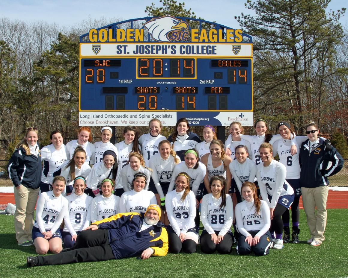 Lacrosse to Host Kean in First Round of ECAC Mid-Atlantic Tournament on Wednesday