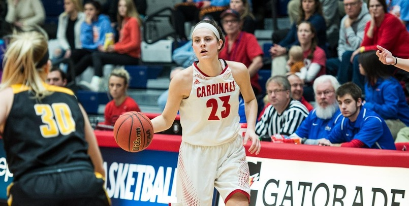 Hannah Settingsgaard posted a career-high 11 points in the victory over Ferris State on Thursday night...