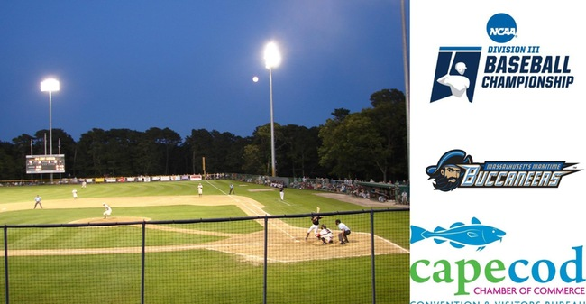 Massachusetts Maritime, Cape Cod Chamber Of Commerce To Host 2017 NCAA Division III New England Baseball Regionals