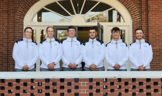 NCWC Golf Continues Stellar Season at Camp Lejeune Invite