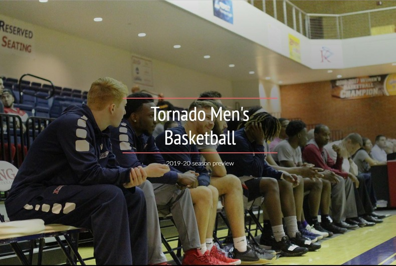 New look Tornado ready to open 2019-20