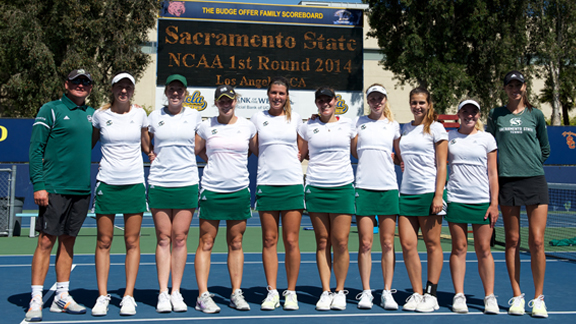 WOMEN'S TENNIS FALLS TO #3 UCLA IN NCAA TOURNAMENT