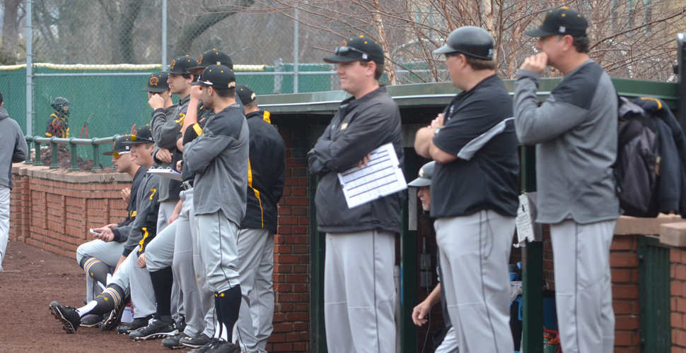 Baseball Heads to Tobacco Road for Three-Game Set at East Carolina