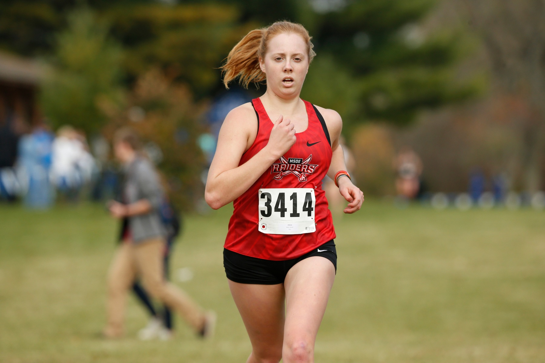 Cross Country Teams Open Up Season At Tom Barry