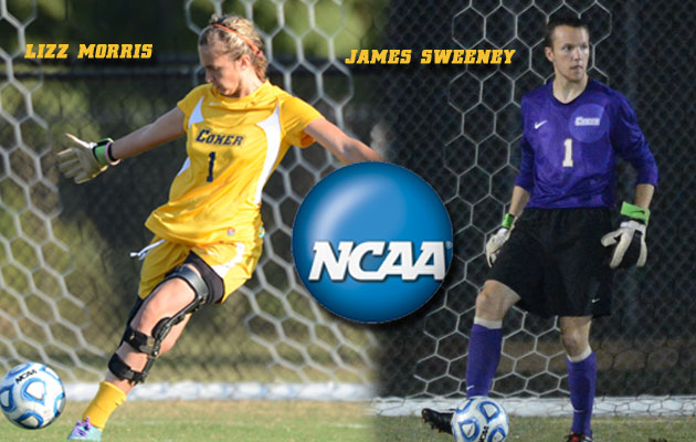 Coker College Goalies Stack up Against Nation's Best