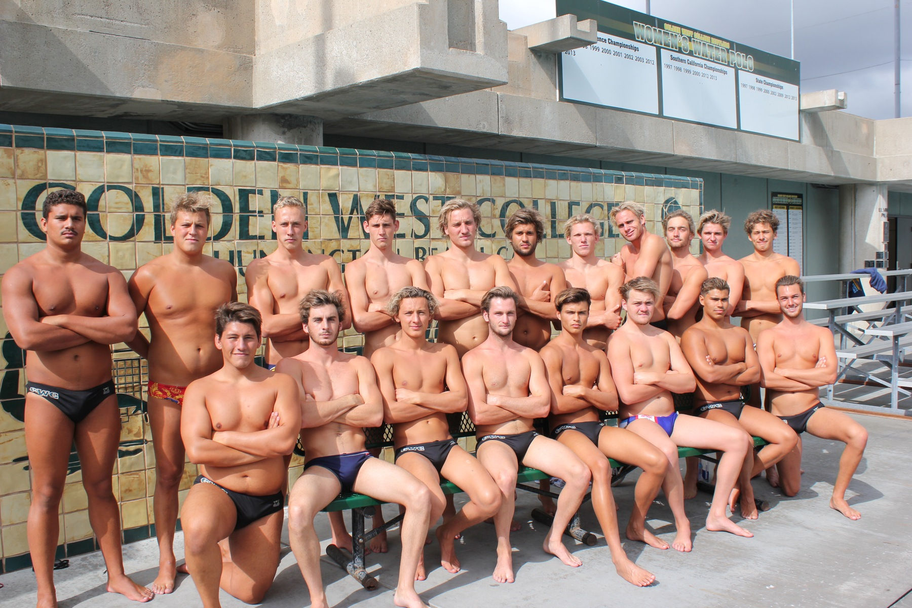 Golden West Captures 29th Consecutive OEC Men's Water Polo Championship