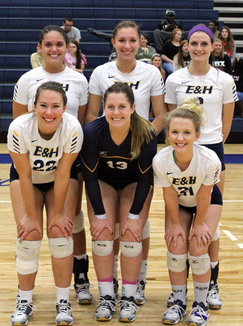 Emory & Henry Volleyball Wins Five-Set Thriller Over West Virginia Tech On Senior Night Friday