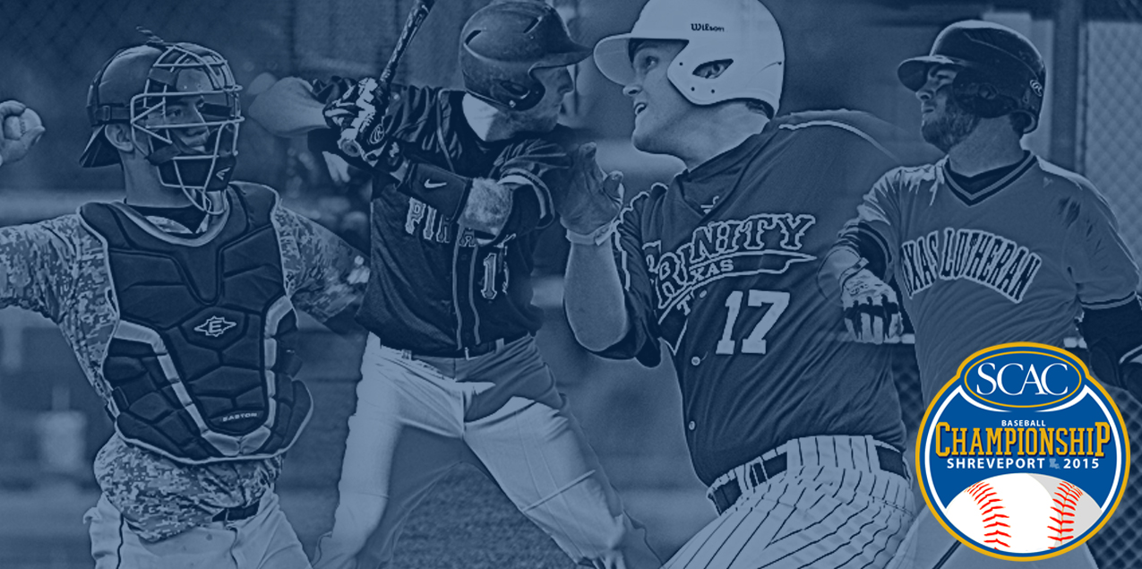 2015 SCAC Baseball Championship - Preview