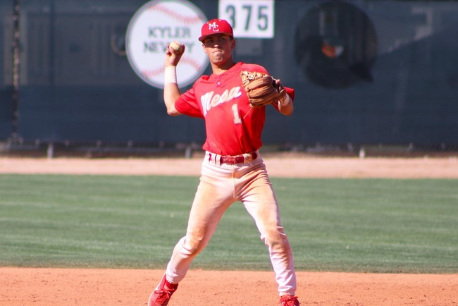 #17 Mesa Baseball Takes 7-3 Win From Coyotes Wednesday Afternoon