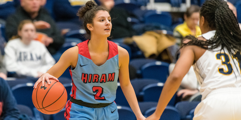 Hiram Women's Basketball Earns 92-83 NCAC Road Victory at Wooster