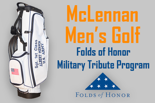 MCC Golf squad giving back through Folds of Honor