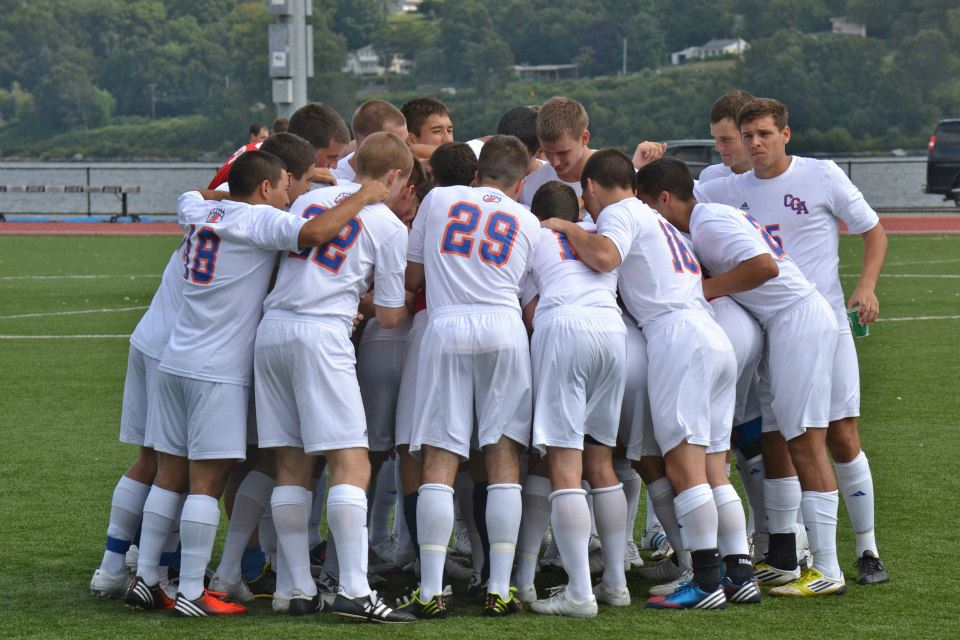 Conn. College Blanks Men's Soccer 1-0