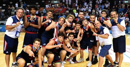 Team USA (Photo courtesy, College of the Canyons)
