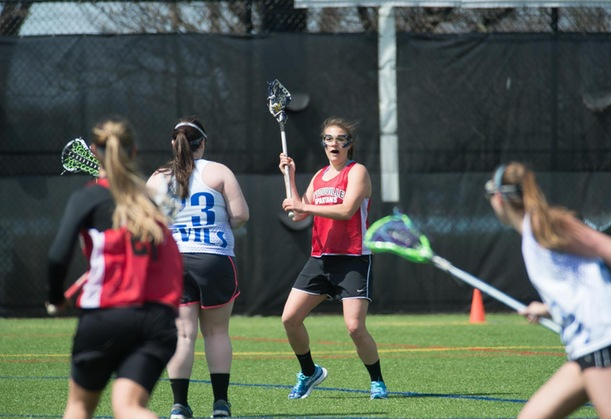 Spartans Suffer Loss to Yellowjackets in Women's Lacrosse