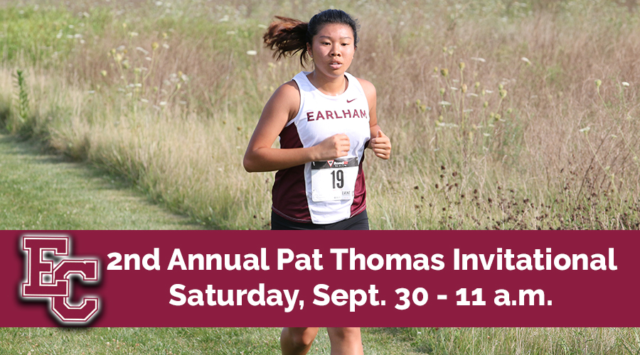 Women's Cross Country Hosts Pat Thomas Invitational on Saturday