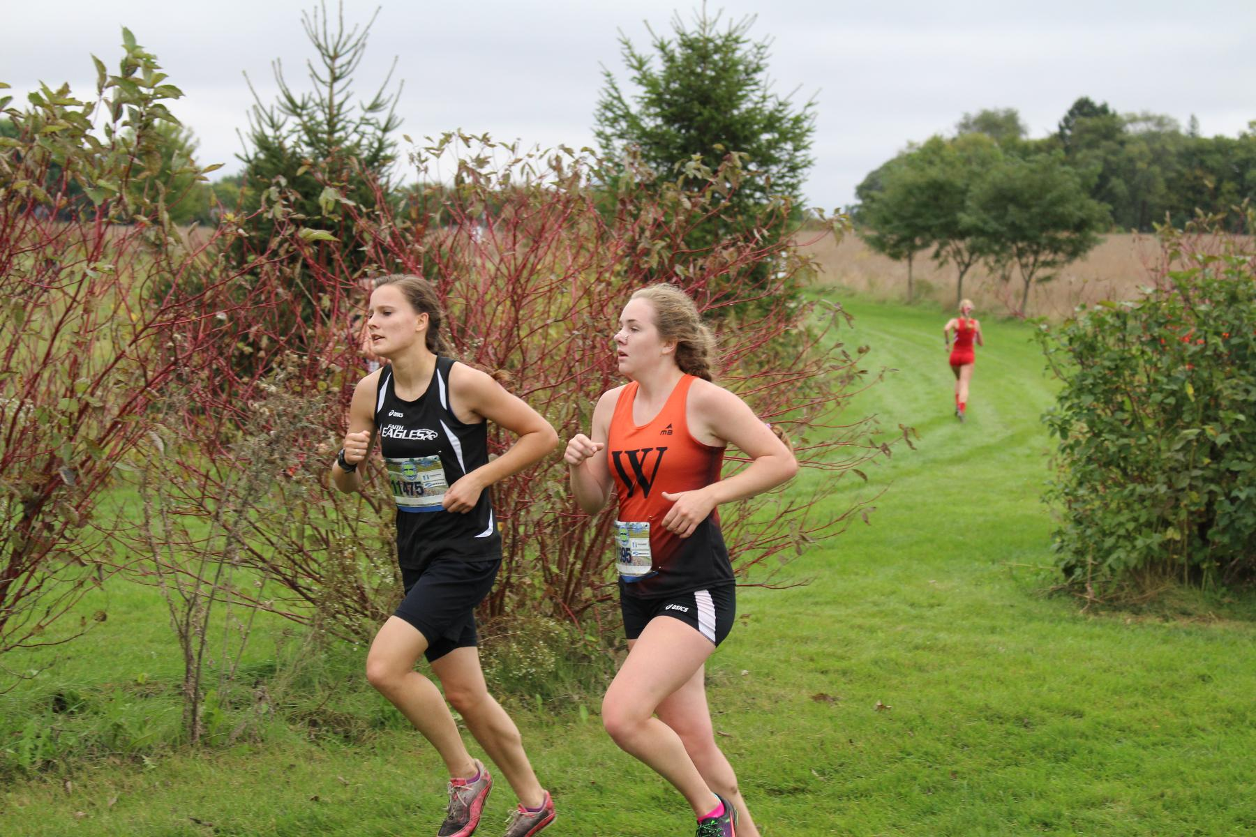 Busenitz, Bruce Run Season Bests in Final Tune Up for Nationals