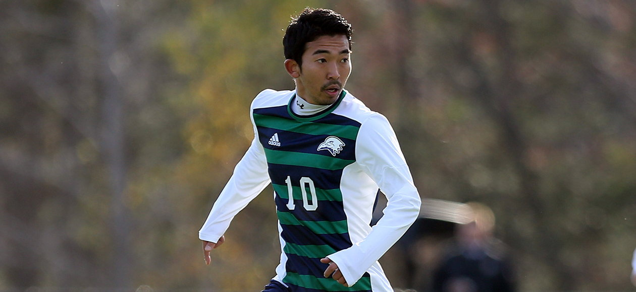 Shintaroh Itoh Placed on NSCAA Men's Scholar All-East Region Second Team