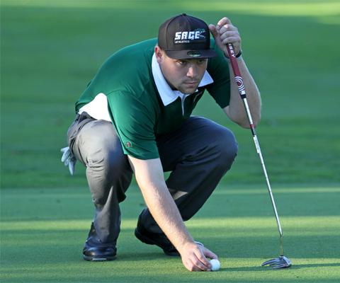 Sage golfers finish strong at Knight Invitational