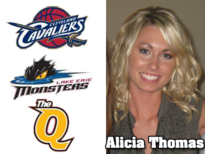Ferris State Athletics Department Intern Lands Position With Cleveland Cavaliers