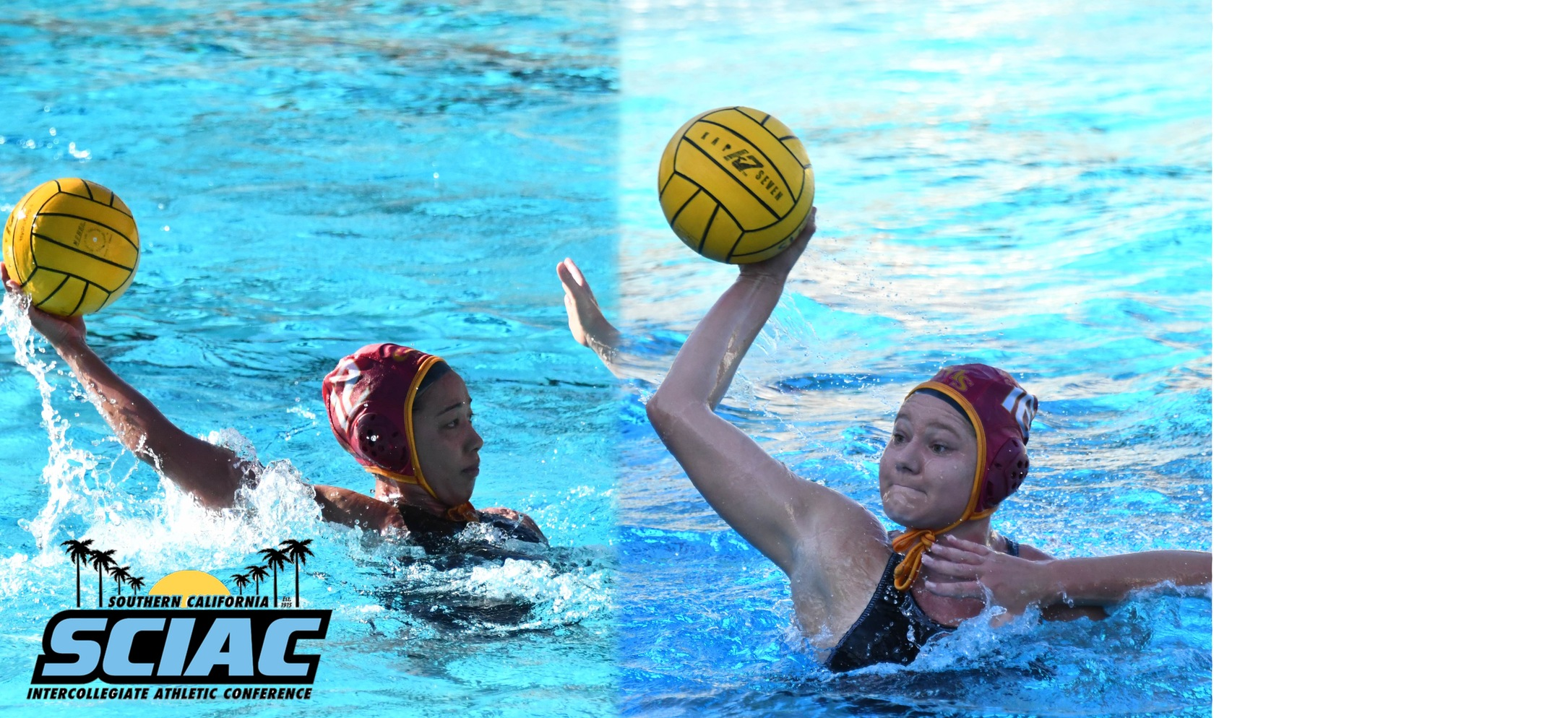 Kiessling and Gaffney named to All-SCIAC