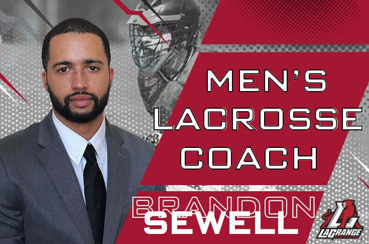 Men's Lacrosse: Brandon Sewell tabbed as Panthers' first coach