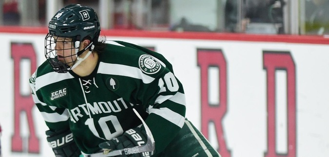 Dartmouth Earns League Point, Ties Colgate