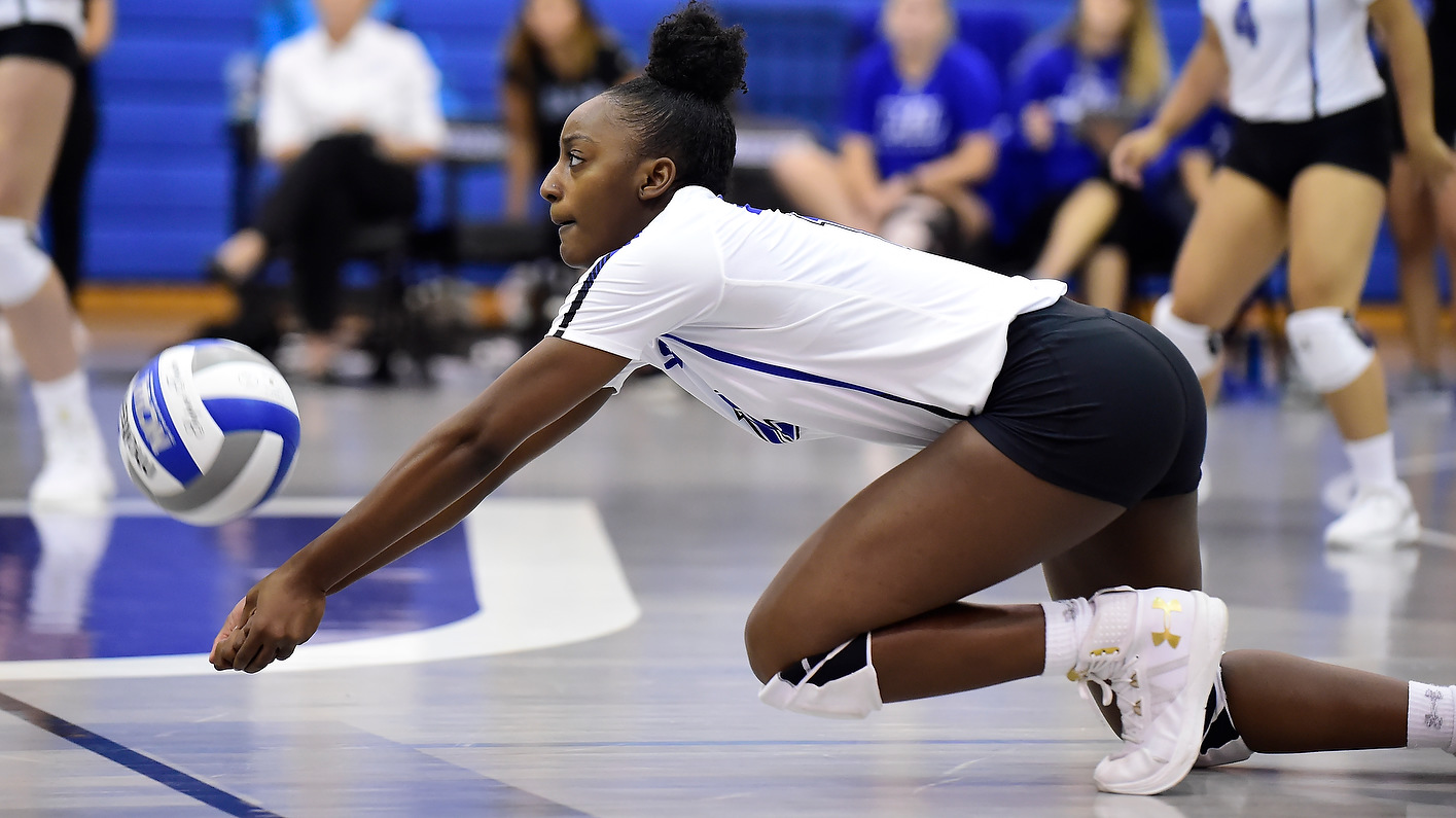 Johnson named to All-Tournament Team, as Saints close out Randolph-Macon Invitational