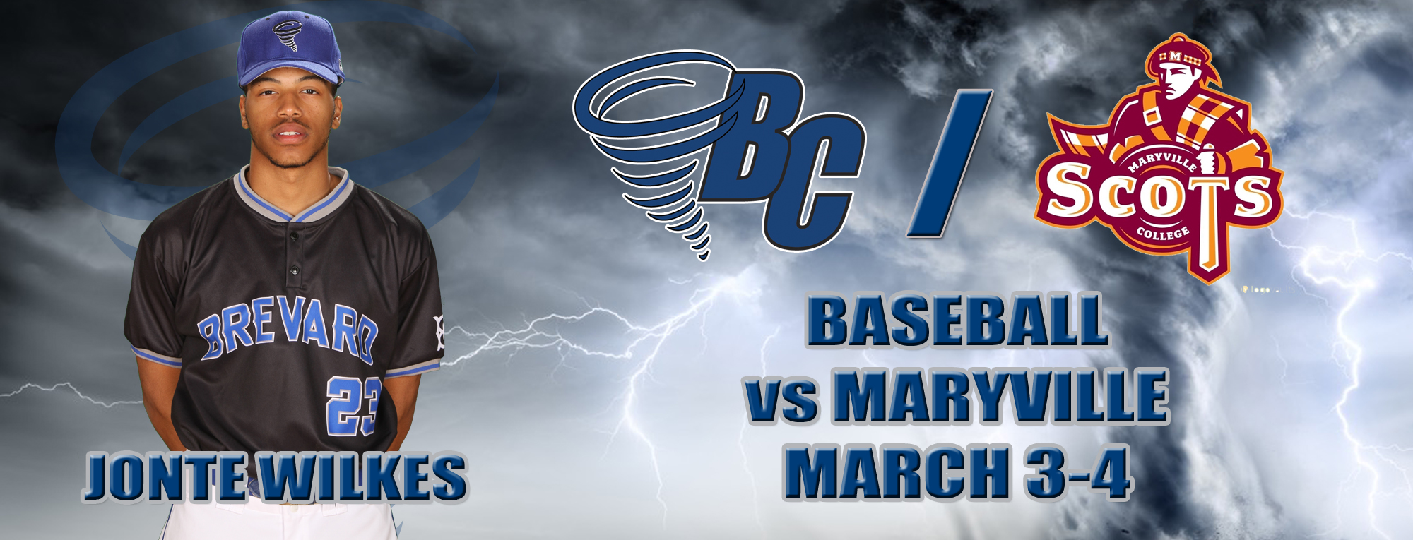 Brevard Hosts Maryville in Weekend Series