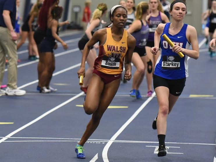 Men's and Women's Indoor Track See Success in First Meet of Season
