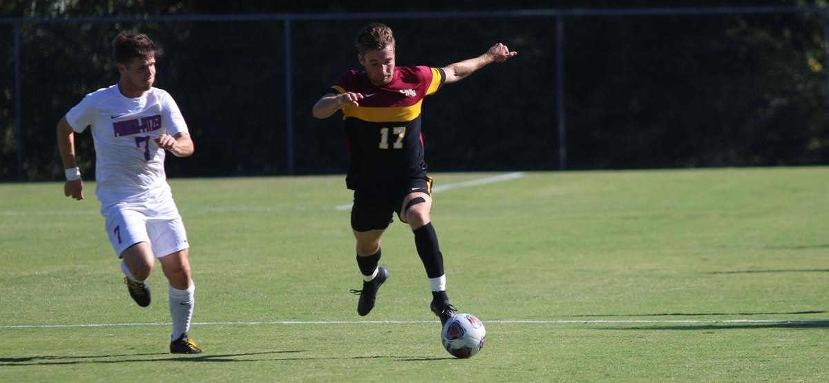 Shutout Streak Continues as No. 24 CMS Men's Soccer Takes 2-0 Road Win over Pomona-Pitzer
