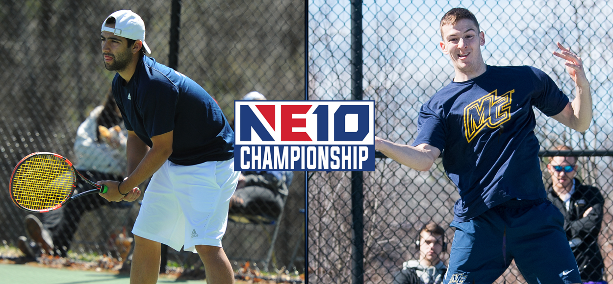 Top Seeds SNHU and Merrimack Advance to NE10 Men's Tennis Championship Final