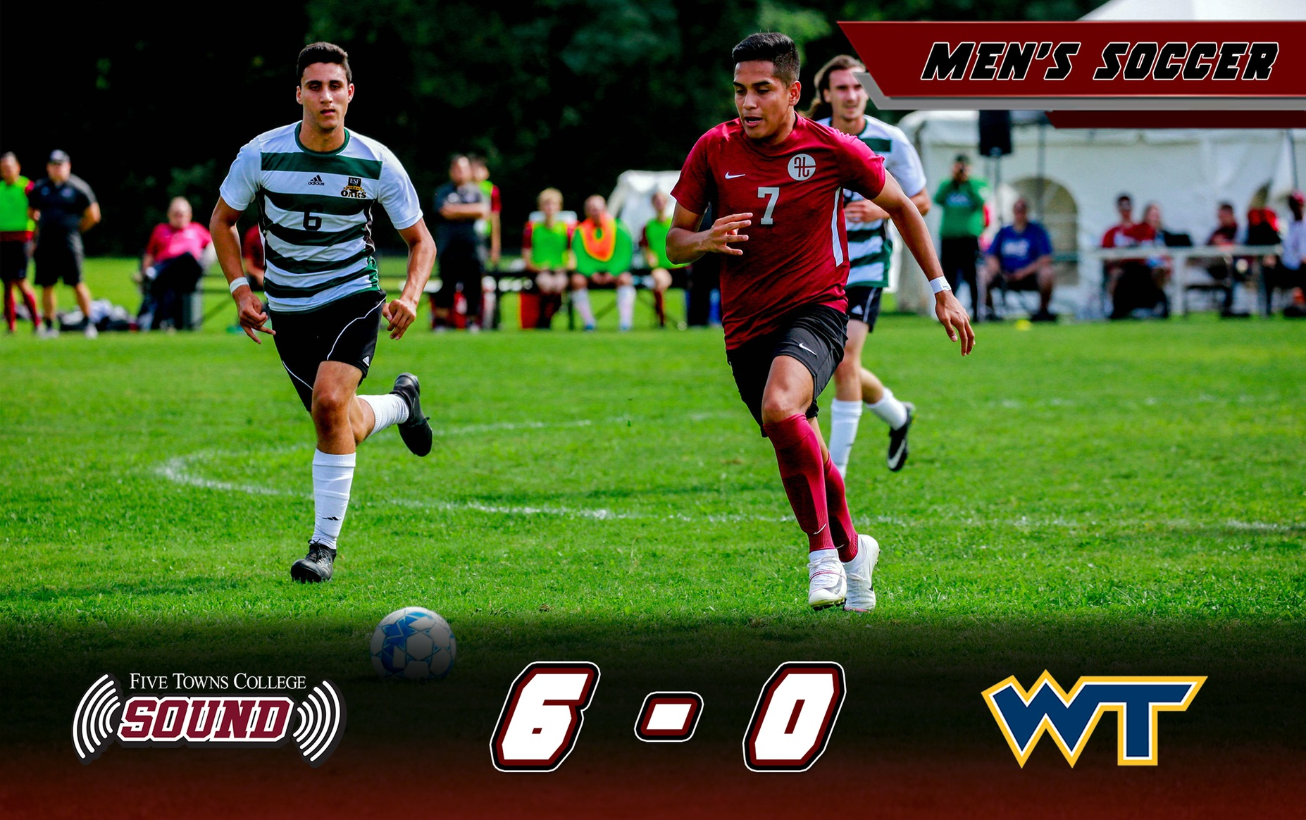 Men's Soccer Shuts Out Williamson