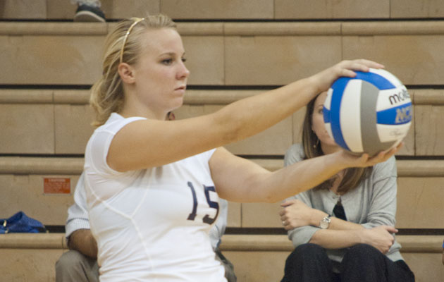 Cobra Women's Volleyball Suffers Losses at Anderson Invitational