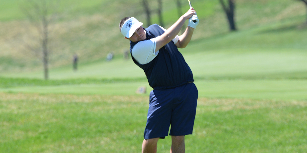 Men's Golf plays at Jefferson Spring Invitational
