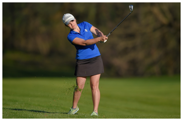 Alessandra Bertacche, Golfer of the Week, 9/11/18