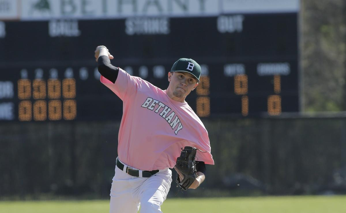 Bison fall short to W&J in extra-inning affair, 3-2