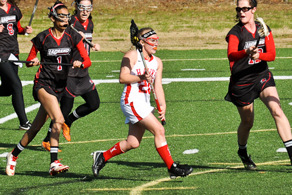 Huntingdon women's lacrosse stumbles at Greensboro
