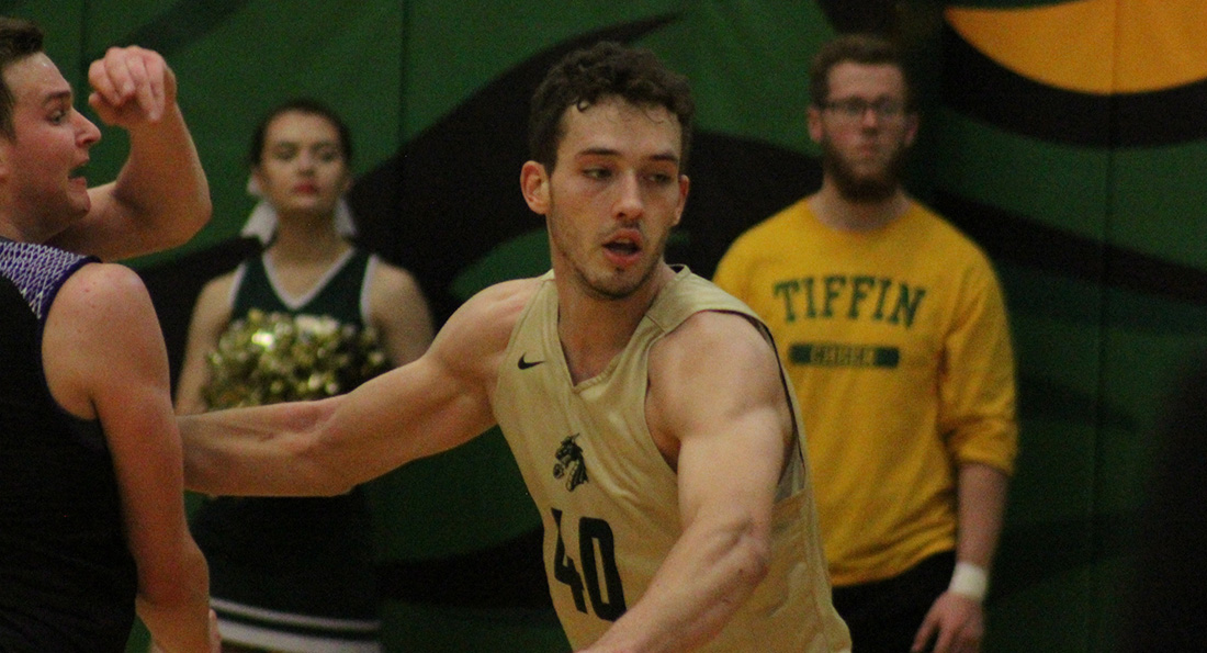 Dragons Hang Tough with No. 16 Hilltoppers
