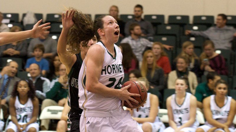 WOMEN'S BASKETBALL STUMBLES AT IDAHO STATE